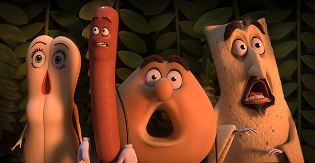 Sausage Party Fourth of July PSA asks you to destroy your barbecue