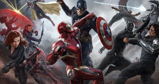 Civil War Characters Guide: Who's Who in the New Film