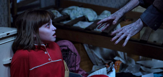 The Warner Bros. CinemaCon presentation offered a look at Conjuring 2.