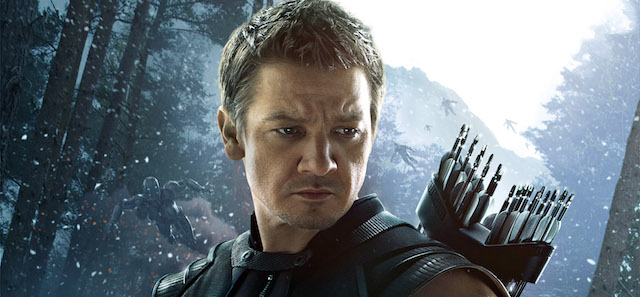 Hawkeye is one of the key Civil War characters, too.