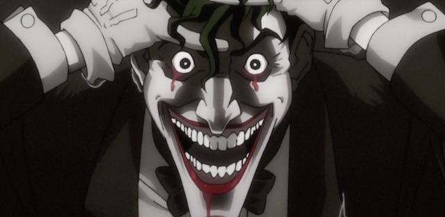 Killing Joke Trailer - The R-Rated Animated Batman Feature