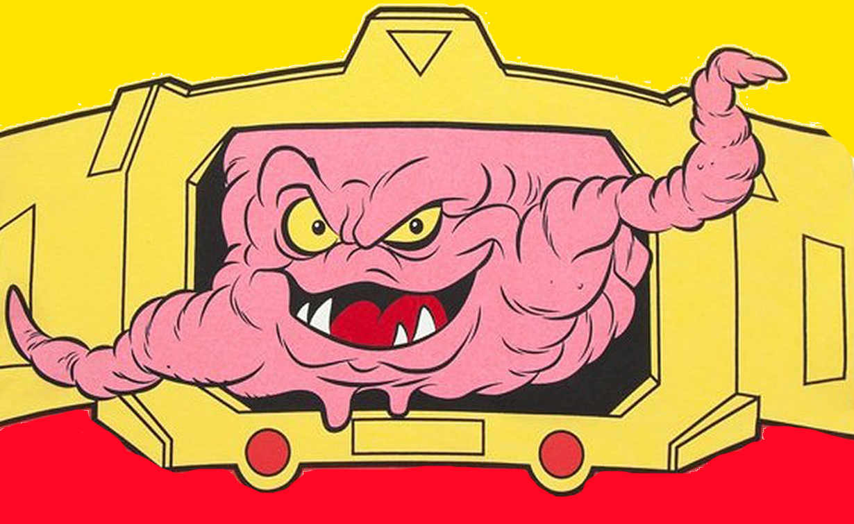 Krang is coming your way this summer!