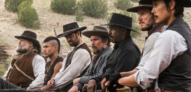 Antoine Fuqua takes us inside his new western.