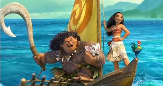 Disney to Premiere Moana Footage & New Short Inner Workings at Annecy Fest