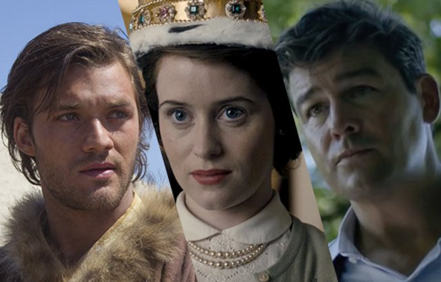 Netflix Trailers For The Crown, Bloodline and Marco Polo