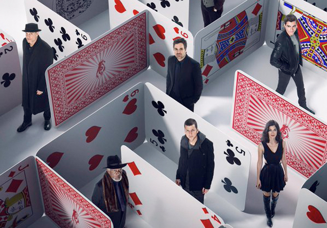 Now You See Me 2 Poster Has a Full Deck