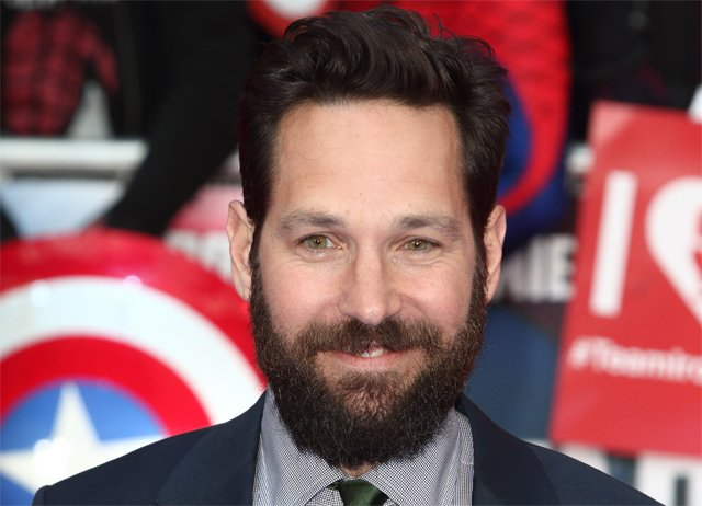 Paul Rudd to Star in WWII-era Biopic The Catcher Was A Spy