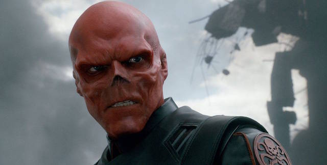 Here's some Civil War trivia tied to the Red Skull.