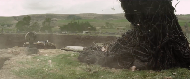 New A Monster Calls Trailer Puts Its Foot Down