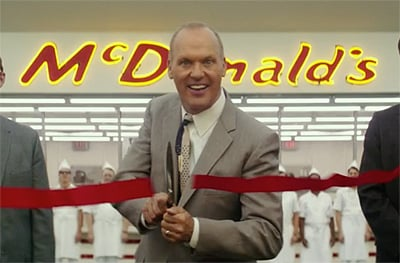 the founder trailer