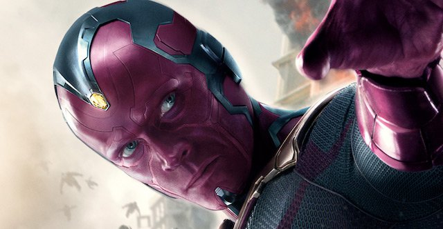 Vision is another one of the important Civil War characters.
