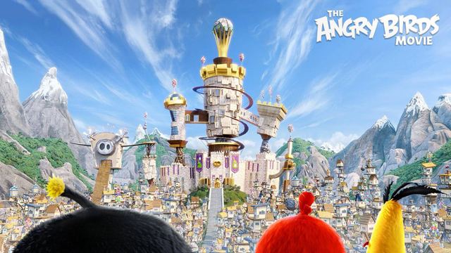 Novo Trailer De Angry Birds: The New Trailer For The Angry Birds Movie!