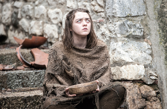 Blind Arya Learns to Fight in New Game of Thrones Season 6 Clip