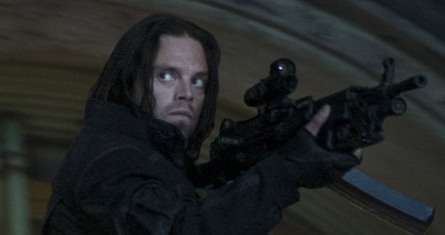 Bucky is central among the Civil War characters.