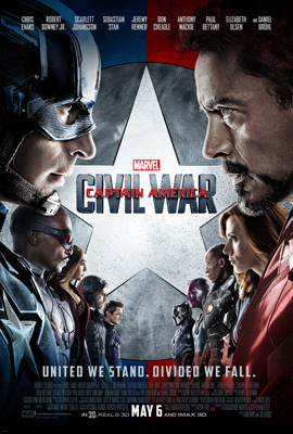 Captain America: Civil War Canada Sweepstakes