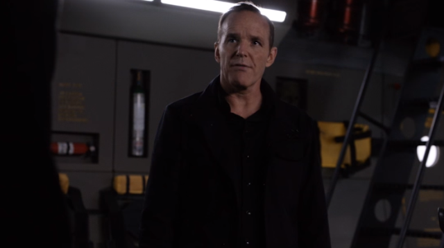 Coulson Prepares to Attack in Two Marvel's Agents of SHIELD Clips