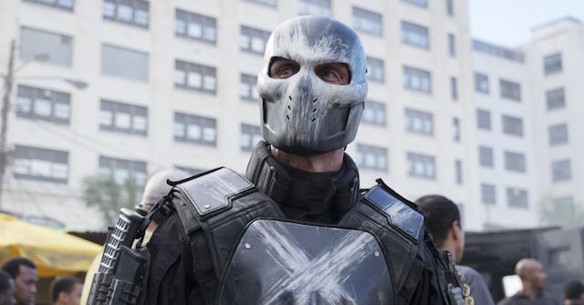 Crossbones is another one of the Civil War characters.