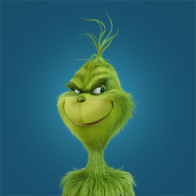 Benedict Cumberbatch (The Imitation Game, upcoming Doctor Strange) voices the title role of The Grinch in the newly-imagined version of the enduring holiday classic.