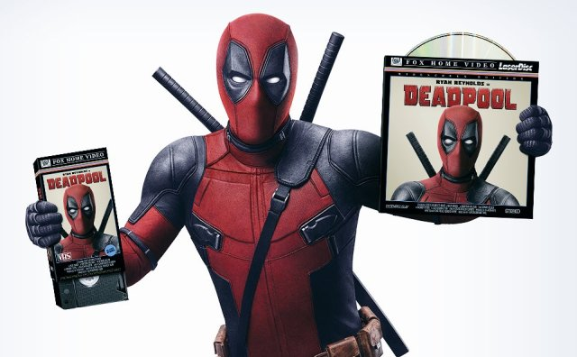 Deadpool Blu-ray Special Features Revealed