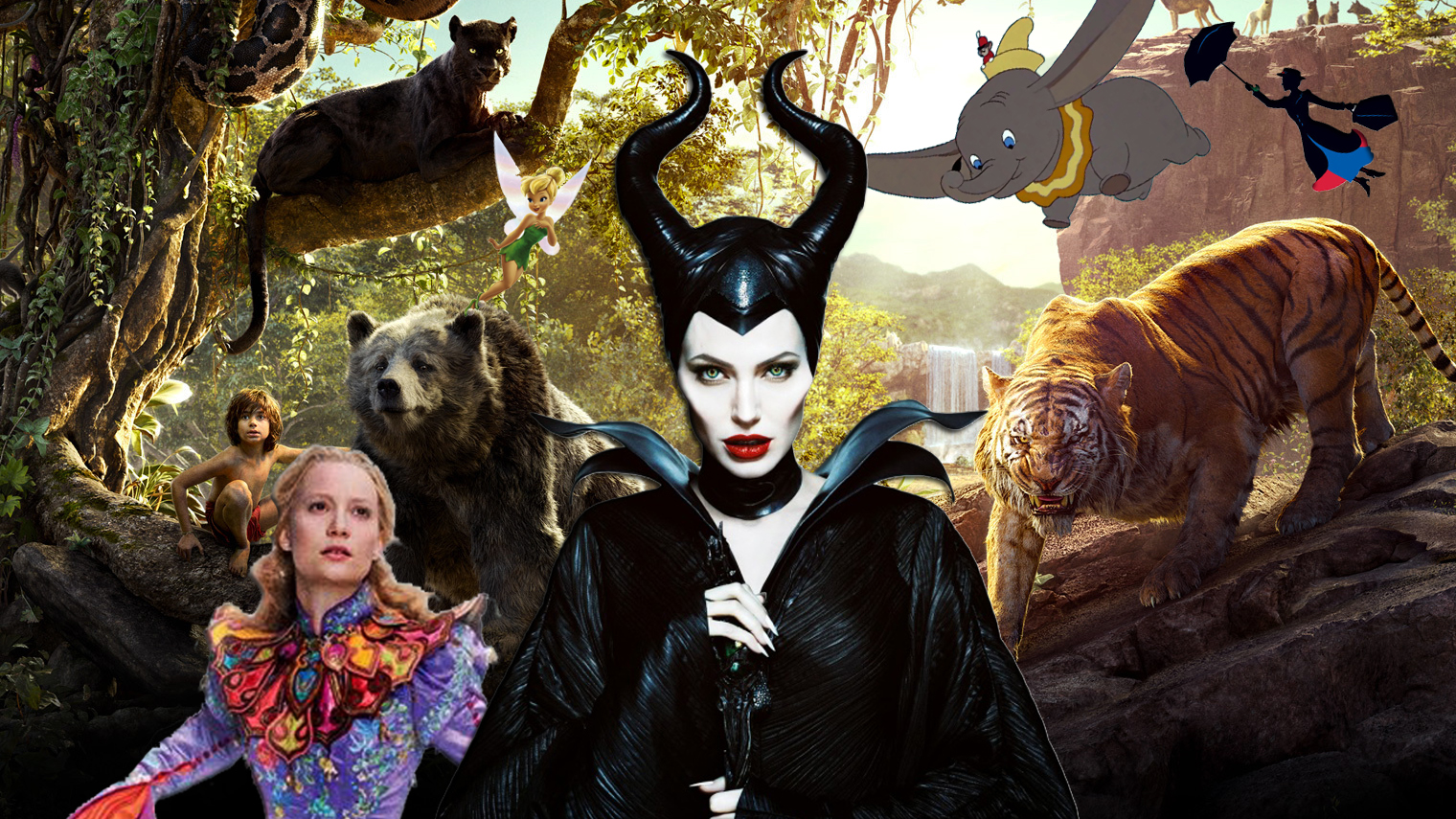 Maleficent 2 Jungle Book 2 And More Announced