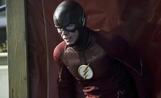 Everything is Back to Normal in The Flash Episode 2.19 Photos