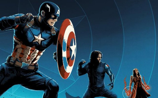 AMC's Captain America: Civil War IMAX Posters Revealed