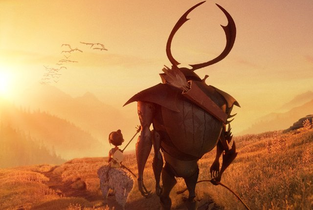 New Kubo and the Two Strings Trailer Delivers Talking Monkeys, Wicked Witches