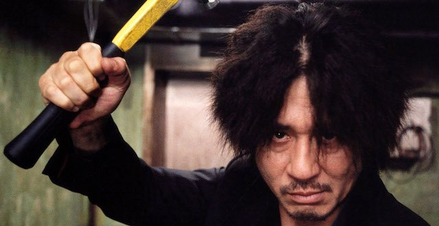 Oldboy is another great one of the best thrillers on Netflix.