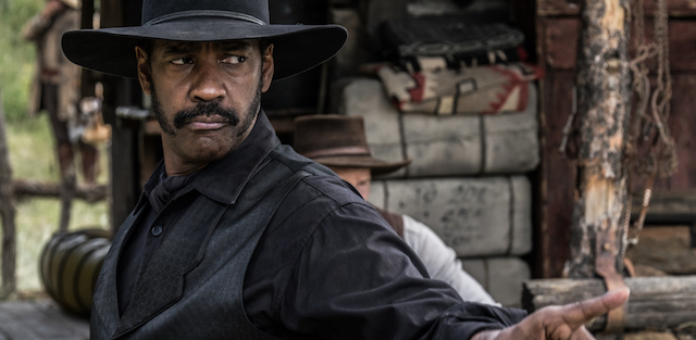 The Magnificent Seven reunites Denzel Washington with director Antoine Fuqua.