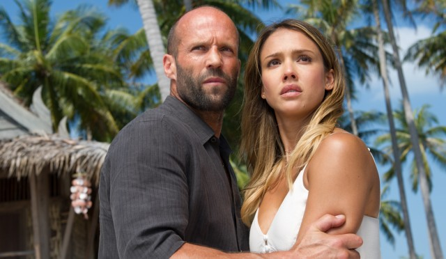 First Photo of Jason Statham and Jessica Alba in Mechanic: Resurrection