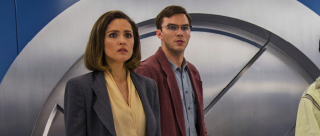 Rose Byrne returns as part of the X-Men: Apocalypse cast.