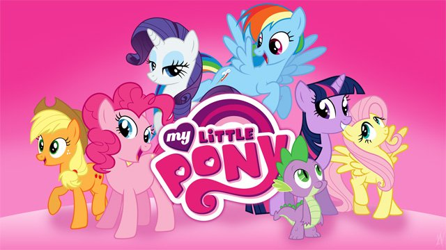 Are you ready for the My Little Pony Movie?