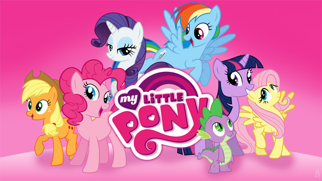 Cult TV show My Little Pony