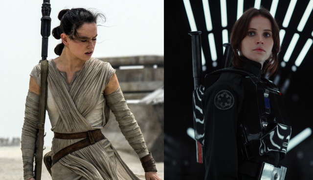 Daisy Ridley Shoots Down Latest Rey's Parents Theory