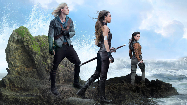 Get ready for The Shannara Chronicles season two!