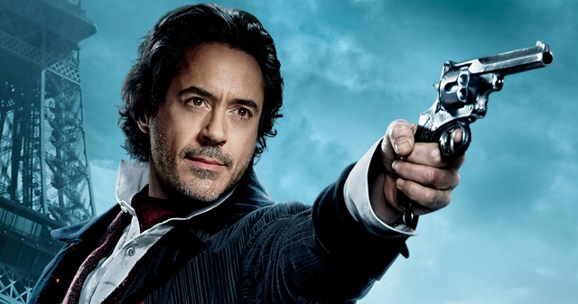 This Robert Downey Jr movies list includes his time as Sherlock Holmes.