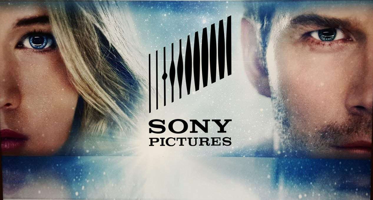Passengers was a big part of the Sony Pictures CinemaCon presentation.