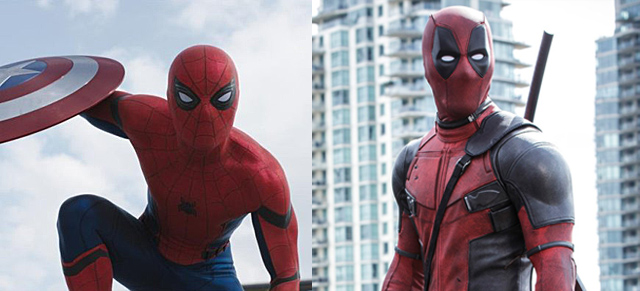 Deadpool Creative Team Open to Spider-Man Crossover