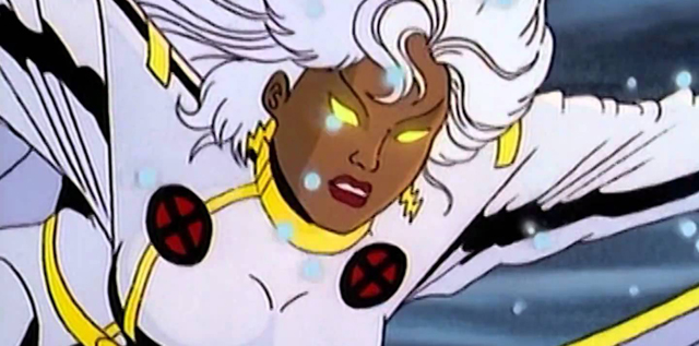 Our X-Men Storm spotlight includes the X-Men Animated Series.