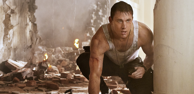 White House Down is another fan favorite among Channing Tatum movies.