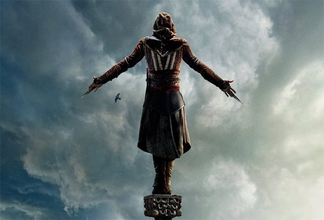 New Assassin's Creed Movie Poster Stands Tall