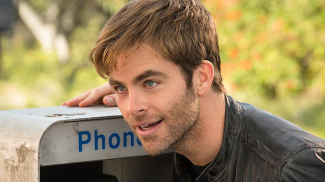Horrible Bosses 2 is another of the more recent Chris Pine movies.