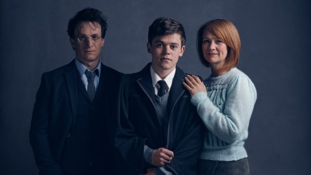 New Harry Potter and the Cursed Child Photos Released