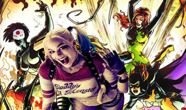 WB Developing Harley Quinn Movie Featuring More Female DC Characters