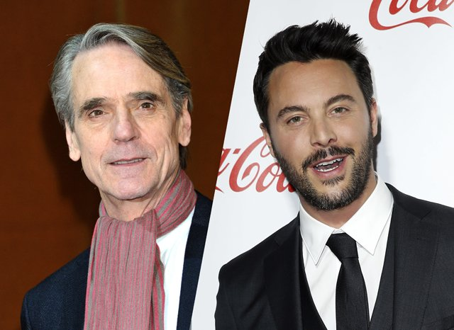 Jeremy Irons & Jack Huston Pair For Comedy An Actor Prepares