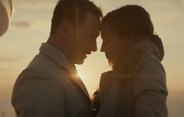 The Light Between Oceans Trailer, with Michael Fassbender & Alicia Vikander