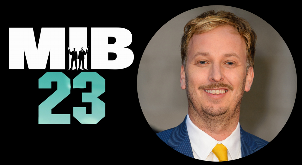 James Bobin updates us on MIB 23.
