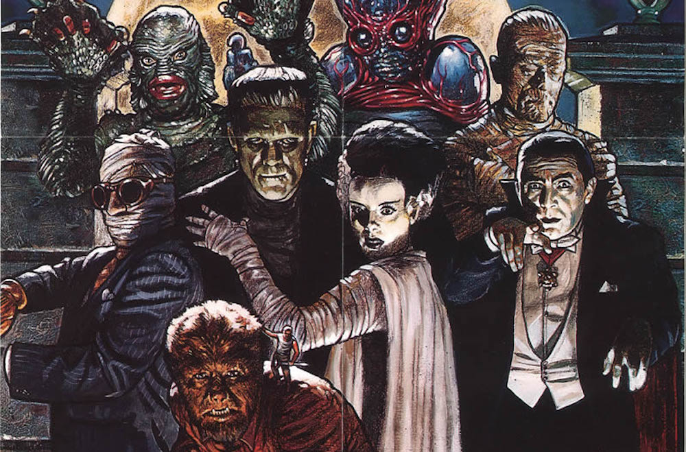 The Universal Monsters movie schedule changeth!