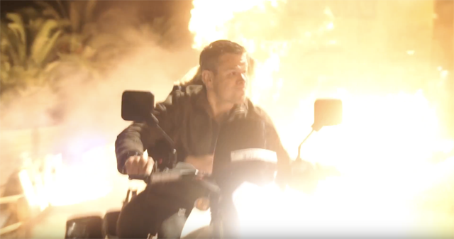 Watch an Explosive New Jason Bourne Featurette