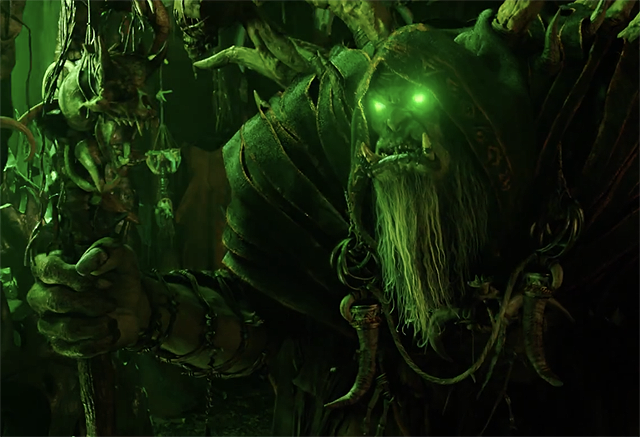 New Warcraft Featurette Takes You to the Heart of the Conflict